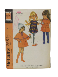 1970's Women/Childs Pattern