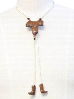 1980's Mens Accessories - Bolo Tie