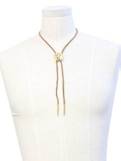 1970's Mens Accessories - Bolo Necktie