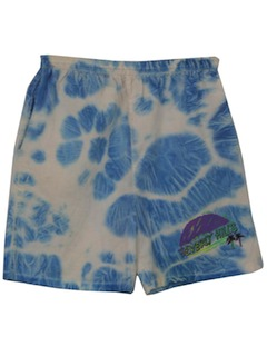 1990's Mens Wicked 90s Casual Shorts
