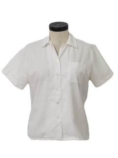1960's Womens Golf Shirt