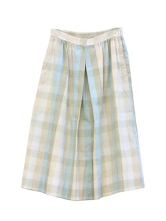 1950's Womens New Look Skirt