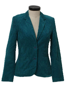 Womens Vintage Blazers at RustyZipper.Com Vintage Clothing