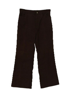 1970's Womens Jeans-Cut Flared Pants