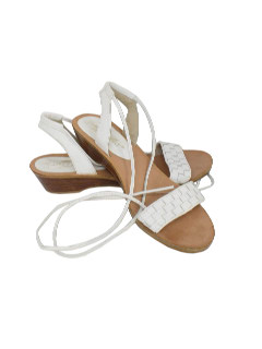 1970's Womens Accessories - Sandal Shoes