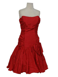 80s Prom Dresses