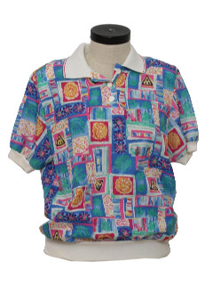 1980's Womens Totally 80s Shirt