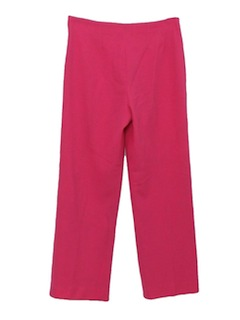 1970's Womens Leisure Pants