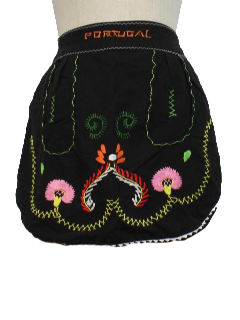 1980's Womens Accessories - Apron
