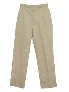 1960's Mens Uniform Pants