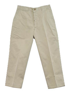1940's Mens Uniform Pants