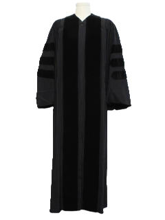 1940's Unisex Graduation Robe