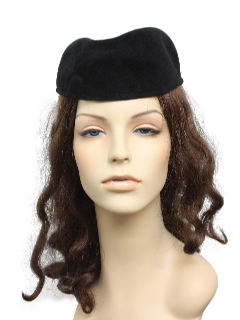1990's Womens Accessories - Hat