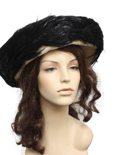 1980's Womens Accessories - Hat