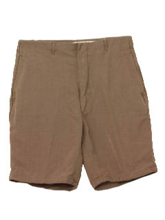 1950's Mens Saturday Shorts