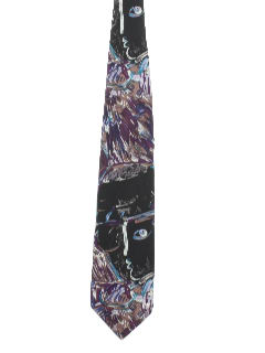 1990's Mens Collectors Designer Necktie