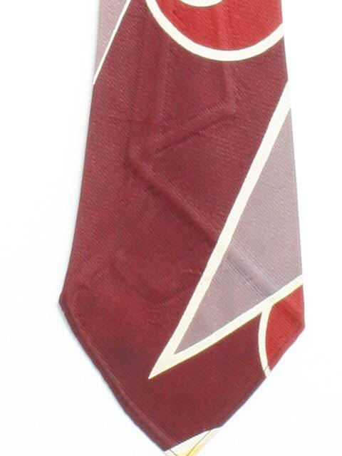 1950's Mens Wide Swing Necktie