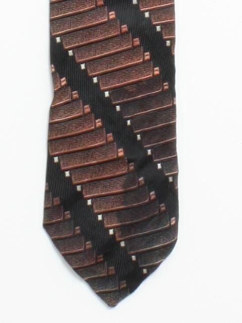 1950's Mens Necktie
