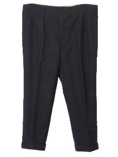 1930's Mens Wool Slacks Pants