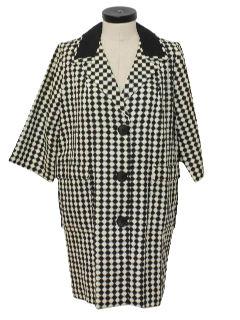 1960's Womens Mod Jacket