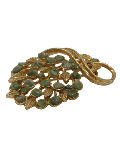 1960's Womens Accessories - Brooch