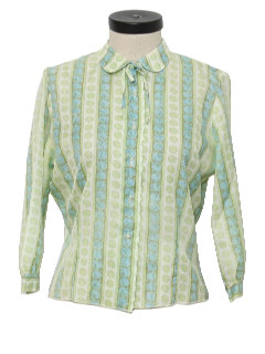 1950's Womens Shirt