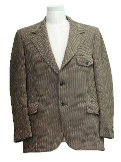 1970's Mens Disco Blazer Jacket