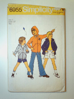 1970's Mens Childs Pattern