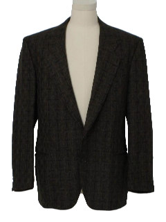 1980's Mens Totally 80s Blazer Sport jacket