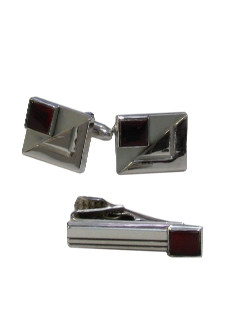 1960's Mens Accessories - Cufflink Set