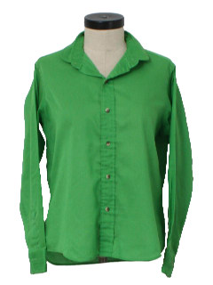 1960's Unisex Shirt