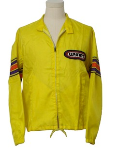 1970's Mens Racing Jacket