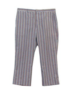 1980's Mens Golf Slacks Pants