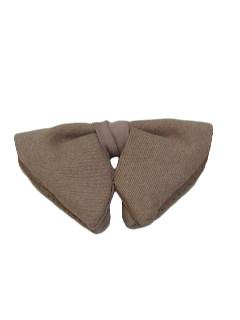 1970's Mens Tuxedo Bow Tie Necktie