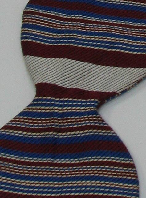 1950's Mens Tuxedo Bow Tie Necktie