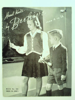 1940's Knitting Book