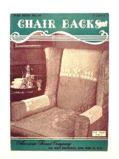 1950's Crochet Book