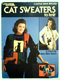 1980's Knitting Book