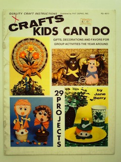 1980's Craft Book