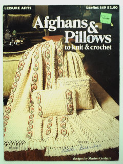 1970's Knitting and Crochet Book