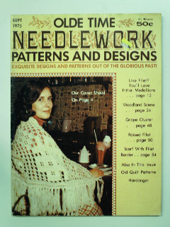 1970's Crochet and Knitting Book