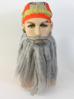 1990's Mens Accessories - Duck Dynasty Style Beard and Moustache