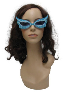 1990's Womens Accessories - Party Masquerede Sunglasses