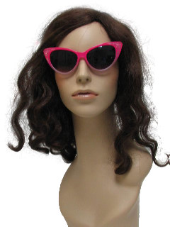 1960's Womens Accessories - Cat Eye Sunglasses