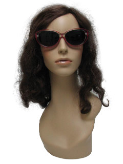1990's Womens Accessories - Cat Eye Sunglasses