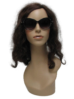 1990's Womens Accessories - Totally 80s Style Oversized Sunglasses