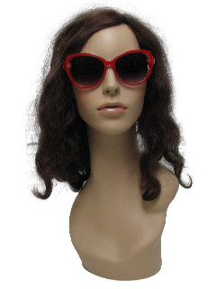 1980's Womens Accessories - Totally 80s Style Oversized Sunglasses