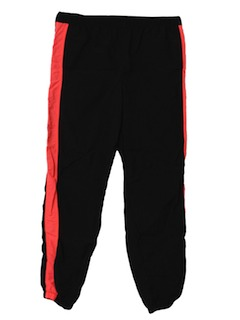 1990's Unisex Wicked 90s Running Track Pants