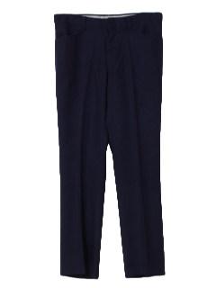 1970's Mens Classic Pants