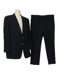 1970's Mens Classic Suit